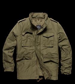 Куртка Vintage Industries Capper