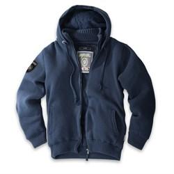 Свитер-куртка Thor Steinar Averoy marine