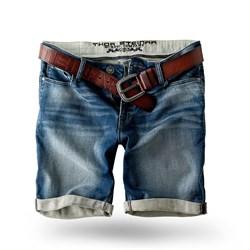 Шорты джинсовые Varangar - фото 8364