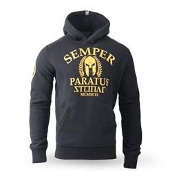 Худи без молнии Thor Steinar Semper Paratus
