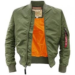 Куртка Alpha Industries MA-1 TT