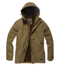 Куртка Vintage Industries Killick parka