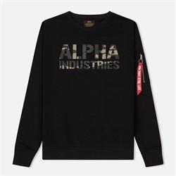 Толстовка Alpha Industries Camo Print Sweat