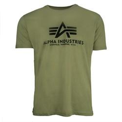 Футболка Alpha Industries Basic