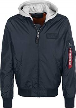 Куртка Alpha Industries MA-1 TT Hood