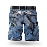 Шорты джинсовые Thor Steinar Stalbart