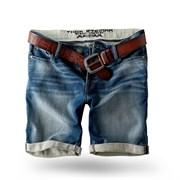 Шорты джинсовые Varangar