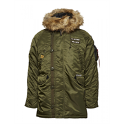 Куртка Alpha Industries N3B Airborne