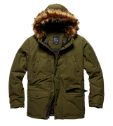 Куртка Vintage Industries Circle parka