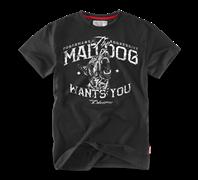 Футболка Dobermans Aggressive Mad Dog