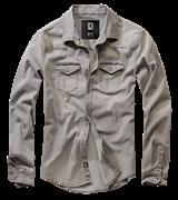 Рубашка джинсовая Brandit Riley